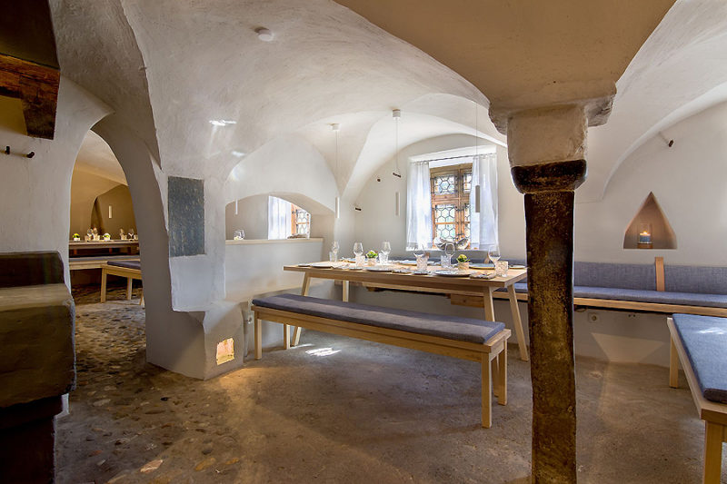 Restaurant in Seeon-Seebruck von Bespoke 01