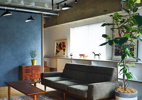 Wohnhaus Ikejiri O in Tokio 01