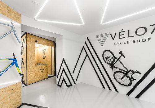 Bike-Shop Vèlo 7 in Posen 02
