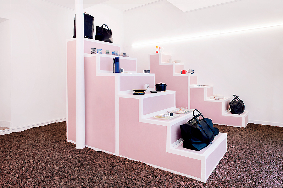 Pop-up-Store in Paris 02
