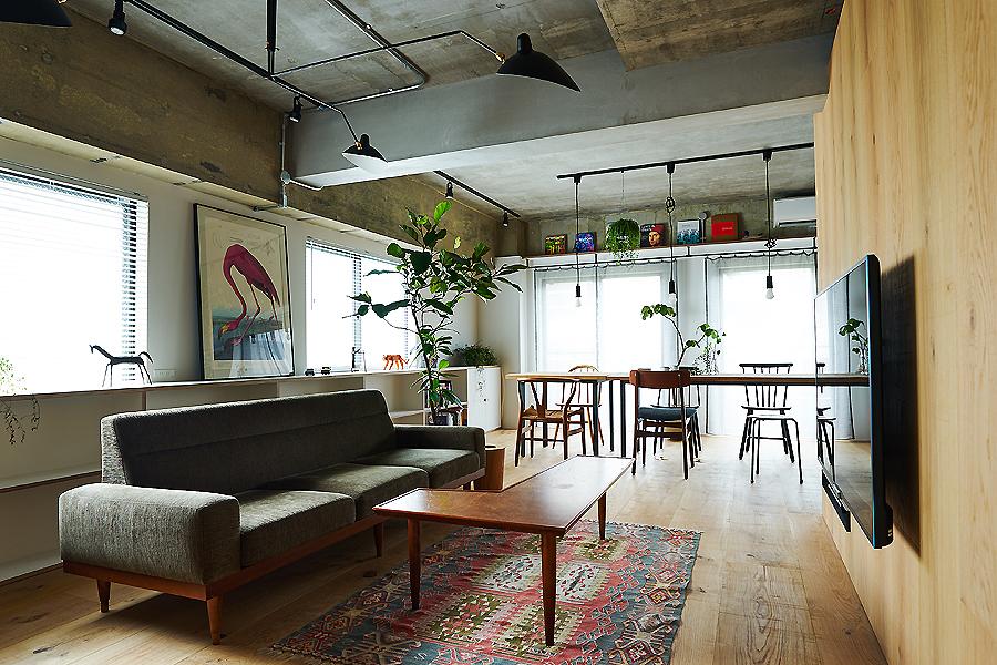 Wohnhaus Ikejiri O in Tokio 02