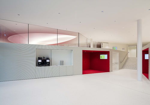 Studien- und Konferenzzentrum in Mannheim 03