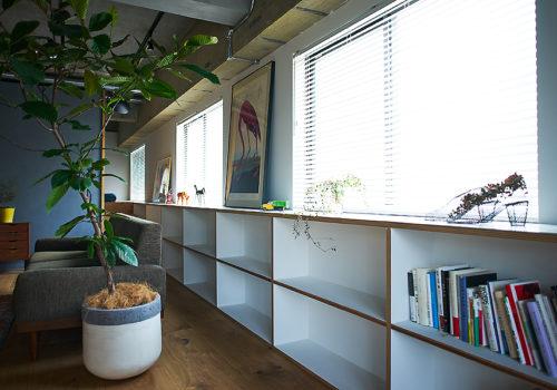 Wohnhaus Ikejiri O in Tokio 03