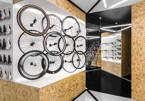 Bike-Shop Vèlo 7 in Posen 04