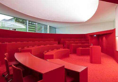 Studien- und Konferenzzentrum in Mannheim 05