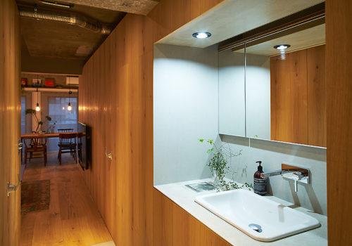 Wohnhaus Ikejiri O in Tokio 05