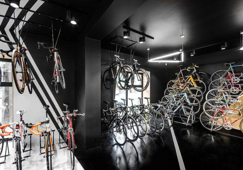 Bike-Shop Vèlo 7 in Posen 05