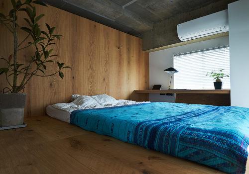 Wohnhaus Ikejiri O in Tokio 06