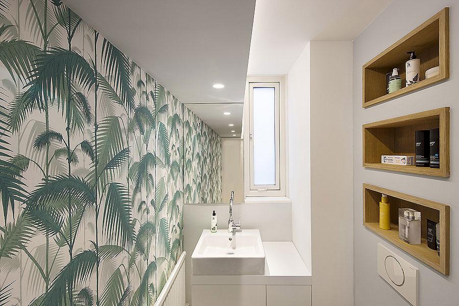Apartment Filippo in London von Studio Alexander Fehre