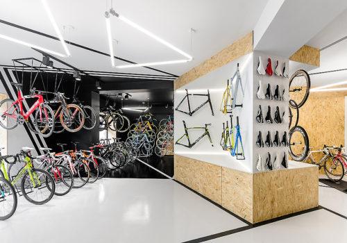 Bike-Shop Vèlo 7 in Posen 07