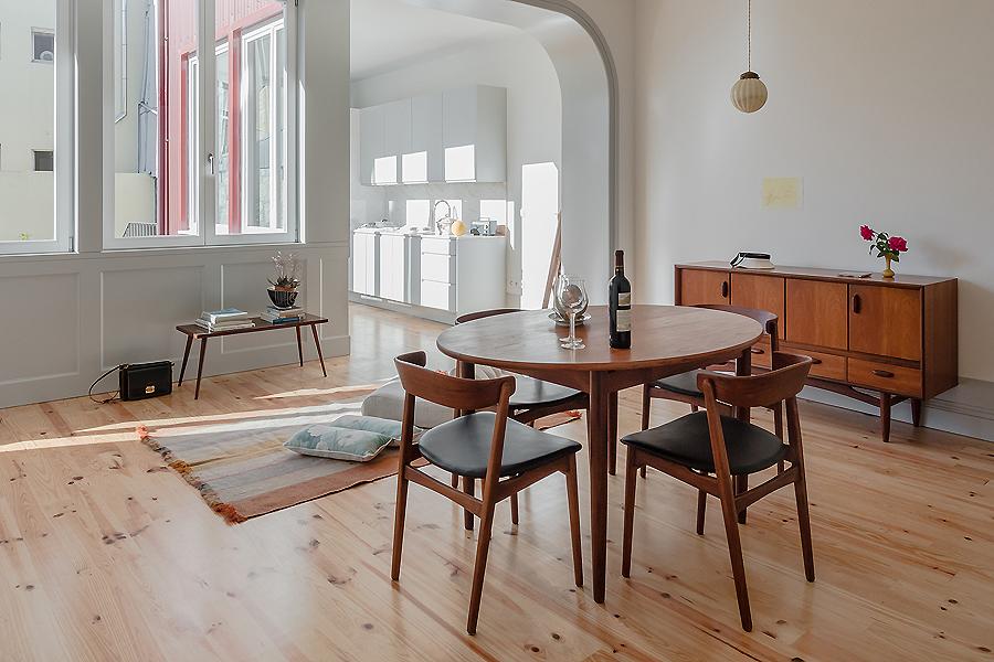 Wohnhaus in Porto von PF Architecture Studio