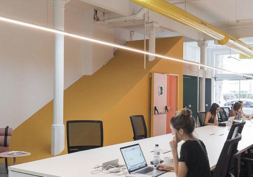 Büro in Barcelona von CaSa 03