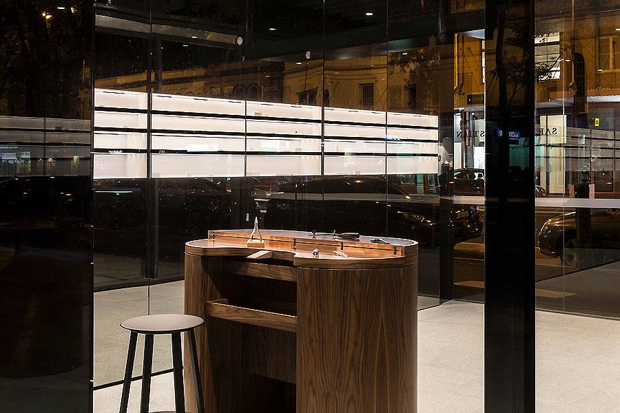 Sarah & Sebastian Flagship Store in Sydney von Landini Associates