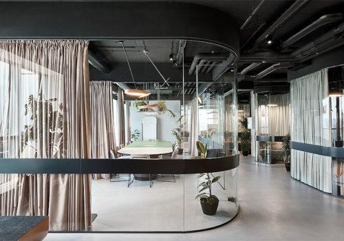 Büro in Belgrad 01