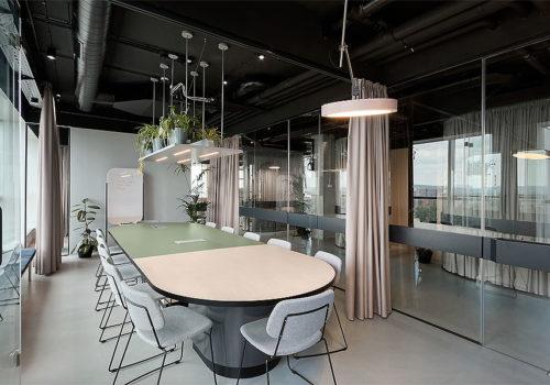 Büro in Belgrad 02