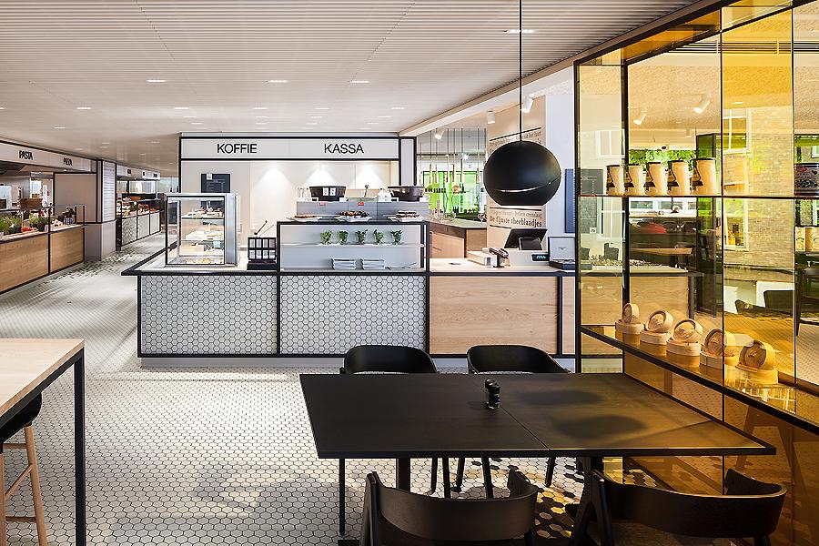 Restaurant in utrecht von i interior architects u ait xia