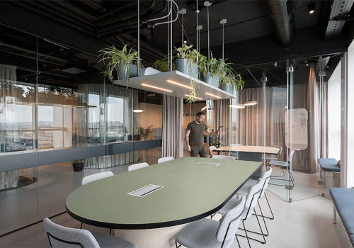 Büro in Belgrad 03