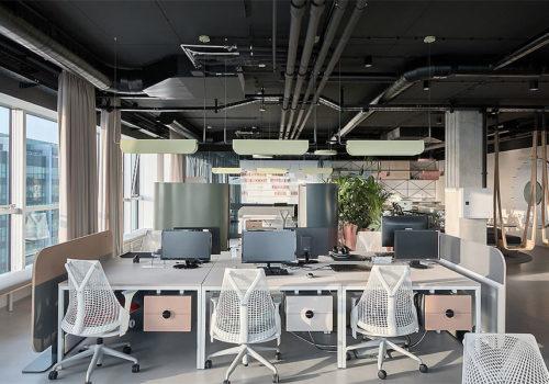 Büro in Belgrad 06