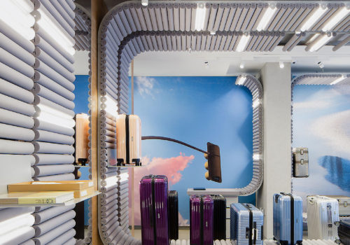 Rimowa Pop-up-Store in Los Angeles von Labvert 01