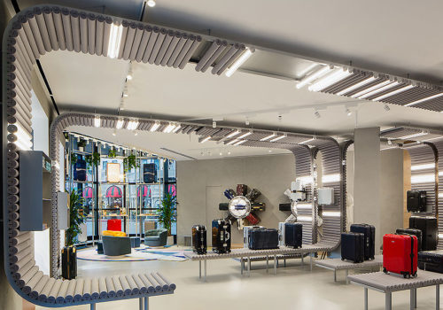 Rimowa Pop-up-Store in Los Angeles von Labvert 02
