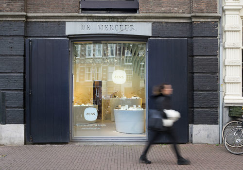 Showroom in Amsterdam 05