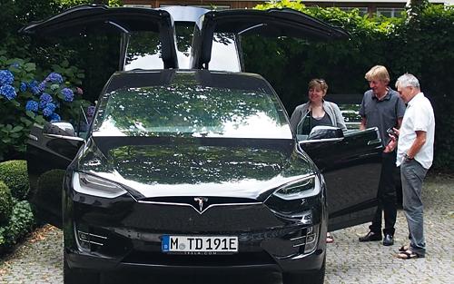 Tesla X 100D (AIT 10 | 2018)