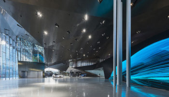 Hyundai Motorstudio in Goyang von Delugan Meissl Associated Architects