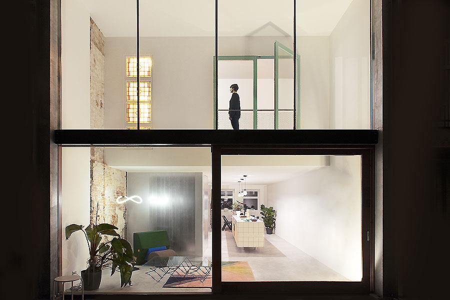 Wohnhaus in Rotterdam 08