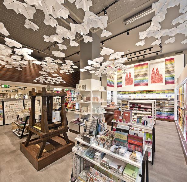 Schreibwarengeschäft in Köln von The Store Designers – AIT ...