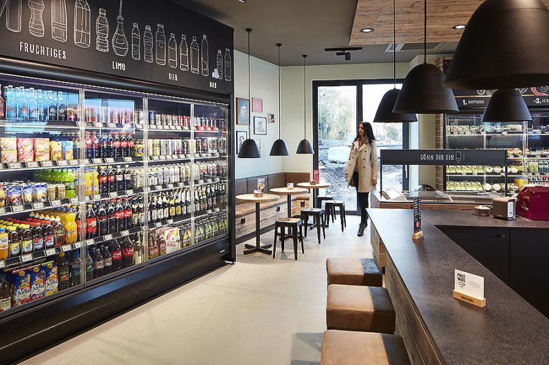 Tankstellenshop Frischwerk in Aalen von The Store Designers – AIT ...