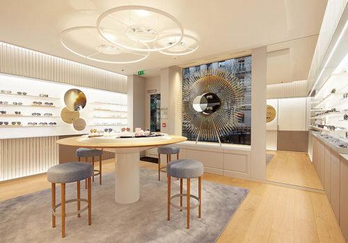 Dior Brillen-Boutique in Paris 02