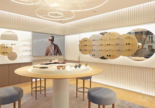Dior Brillen-Boutique in Paris 03
