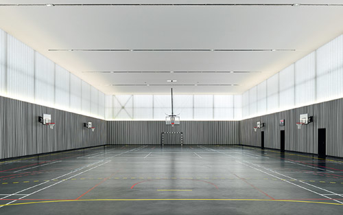 Sports halls (AIT 06 | 2018)