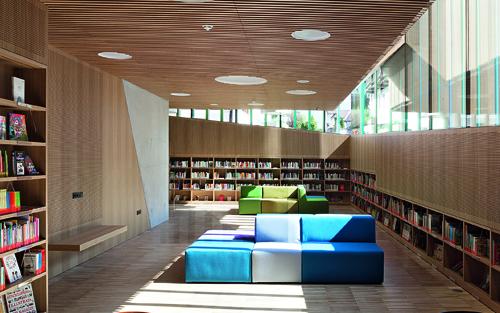Libraries (AIT 09 | 2018)