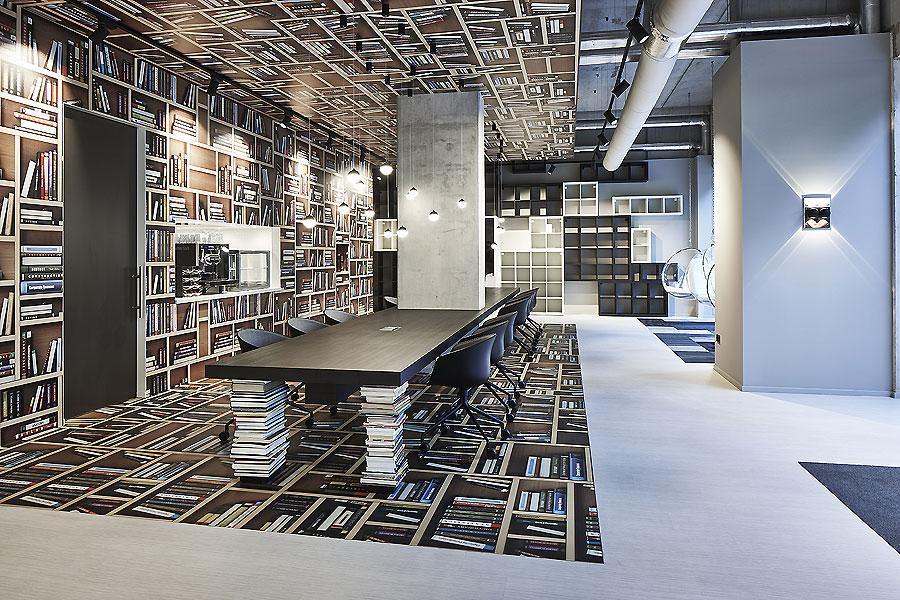 Buchhandlung in Amsterdam 07