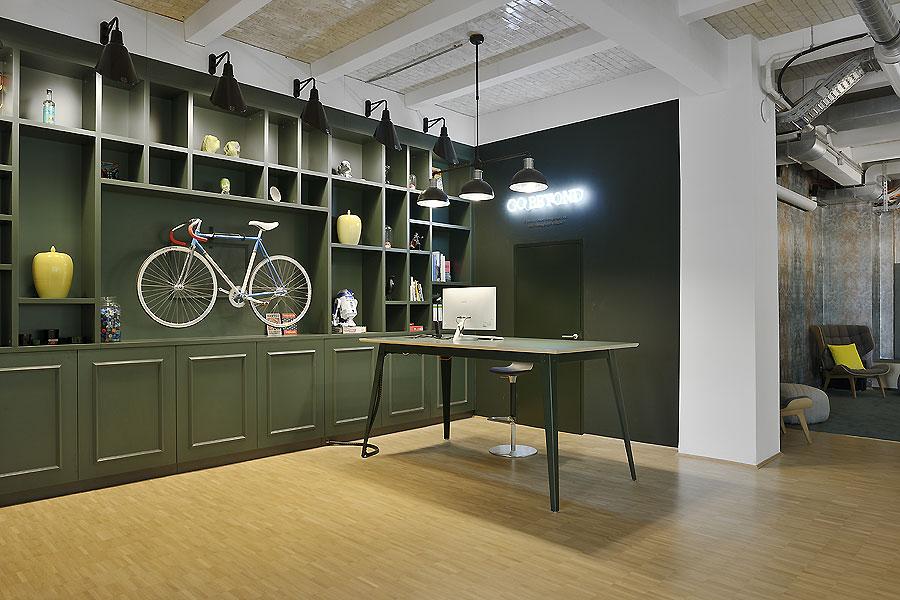 Backfabrik in Berlin von Seel Bobsin Partner