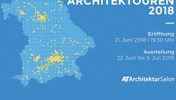 Architektouren – Ausstellung im AIT-ArchitekturSalon München