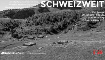 Schweizweit – Ausstellung im AIT-ArchitekturSalon Hamburg