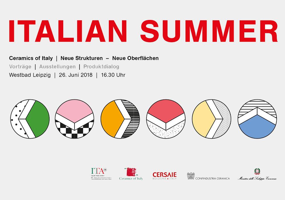 Italian Summer - Ceramics of Italy