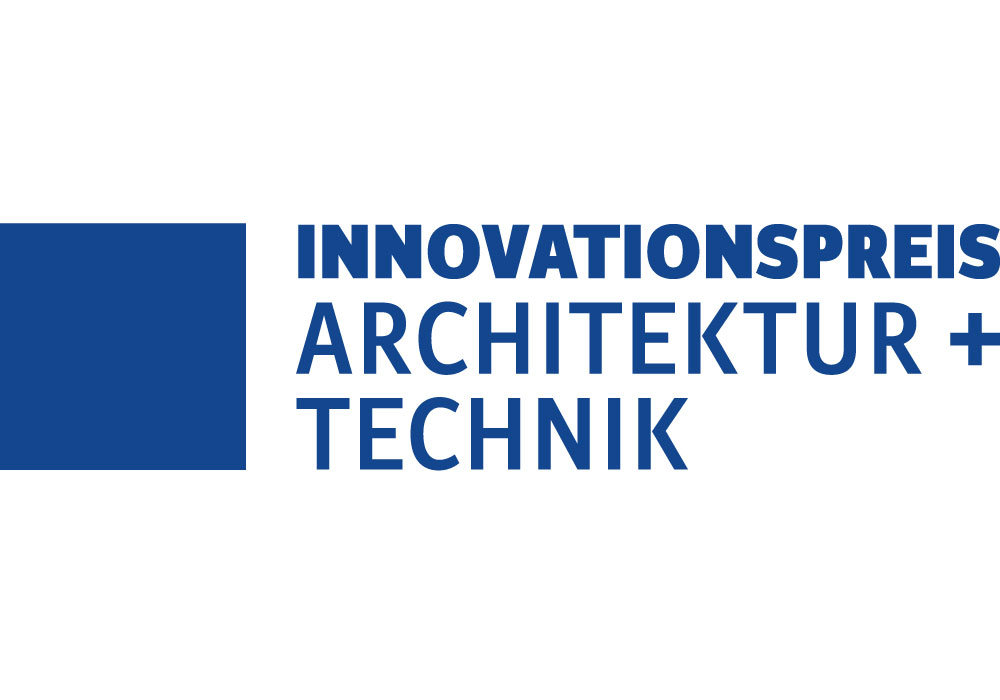 Innovationspreis Architektur+ Technik - Die Gewinner stehen fest!