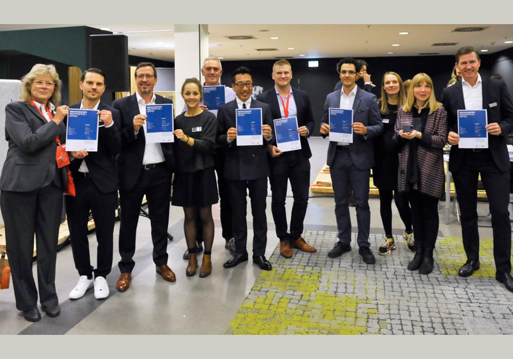 Innovationspreis Architektur+ Office - Die Gewinner stehen fest!