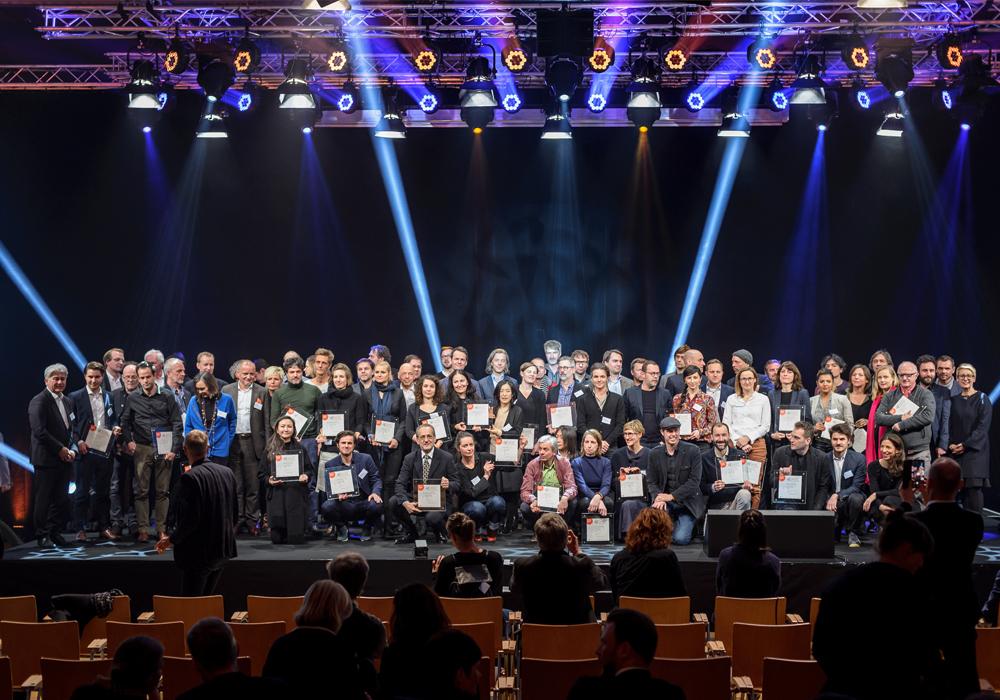 AIT-Award 2018 - die Preisträger