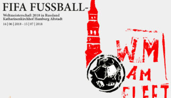WM am Fleet – Veranstaltung zur Fussballweltmeisterschaft 2018