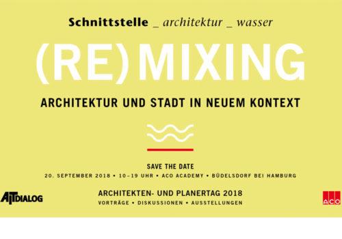 Architekten- und Planertag 2018