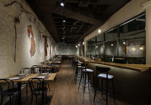 Restaurant Wine District in Lissabon 03