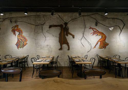 Restaurant Wine District in Lissabon 04