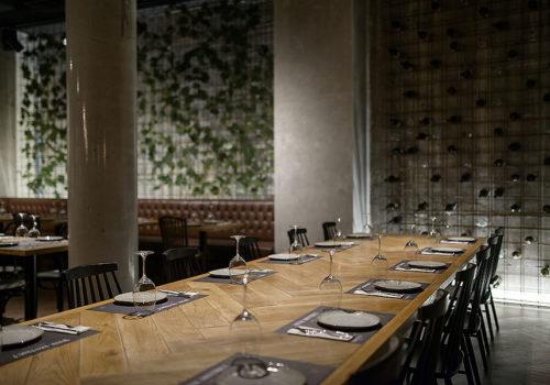 Restaurant Wine District in Lissabon 05
