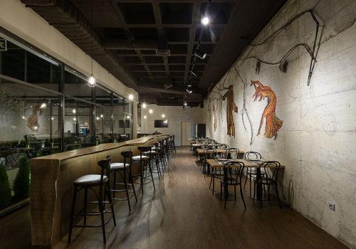 Restaurant Wine District in Lissabon 06