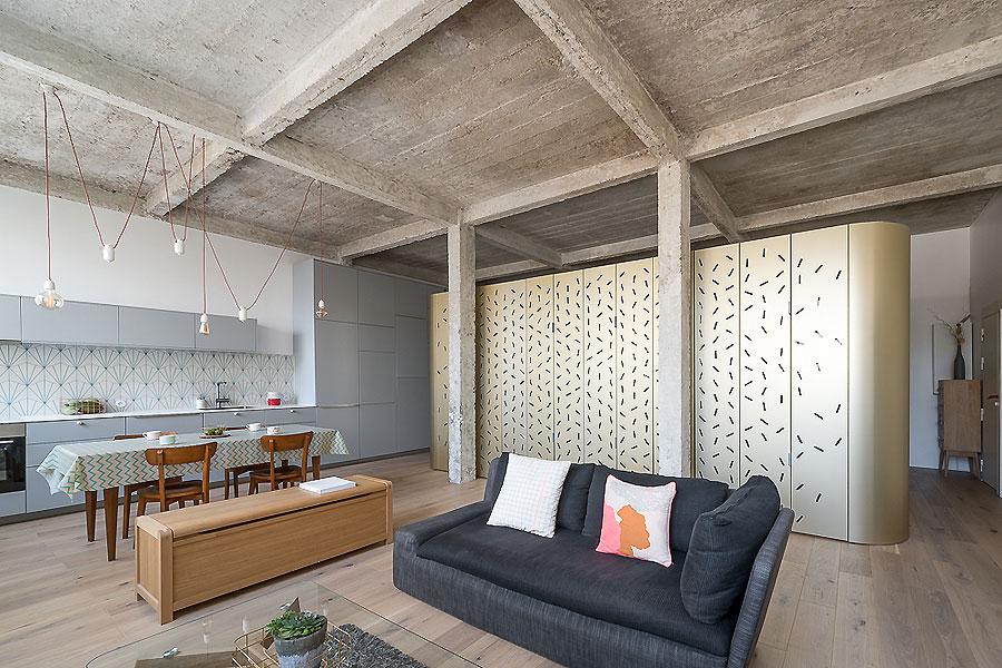 Apartment in Paris 09