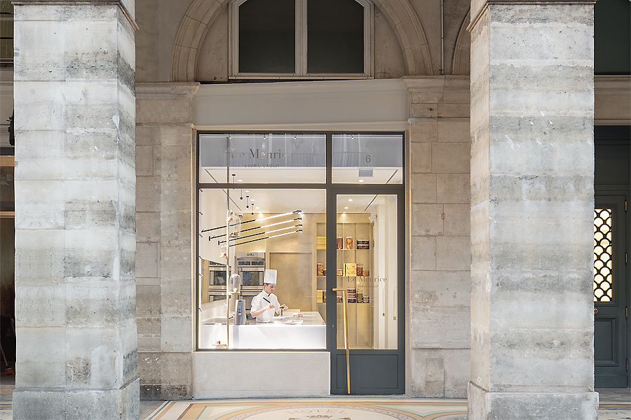 La Patisserie du Meurice in Paris von Cigue